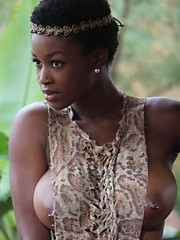 Hot nude african girl photos