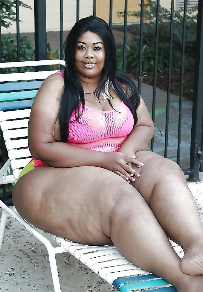 Think, big fat black women pussy